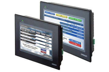 Omron introduces a new feature rich, cost-effective HMI series